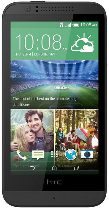 HTC Desire 510   Android Einsteiger Smartphone (Demoware) für 49€ (statt 84€)