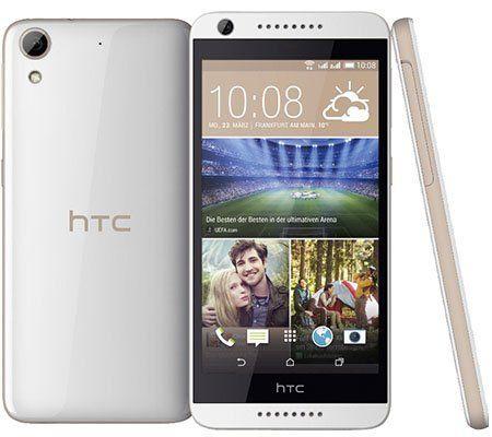 HTC Desire 626G   DualSIM Smartphone + Adidas Fußball statt 159€ für 111€