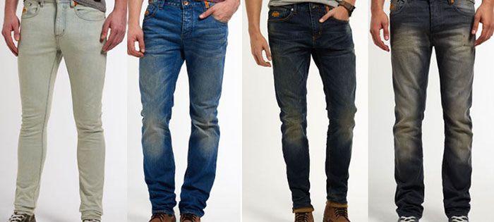 Herren Superdry Jeans Superdry Herren Jeans für 24,95€ (statt 44€)