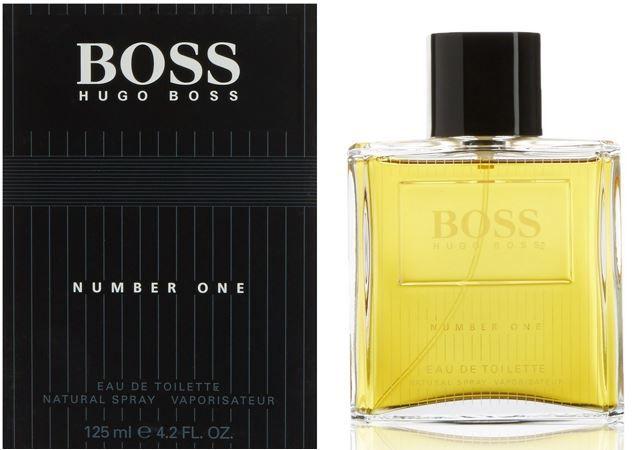 Hugo Boss No. 1 Hugo Boss Number One   125ml Eau de Toilette Spray für 30,85€