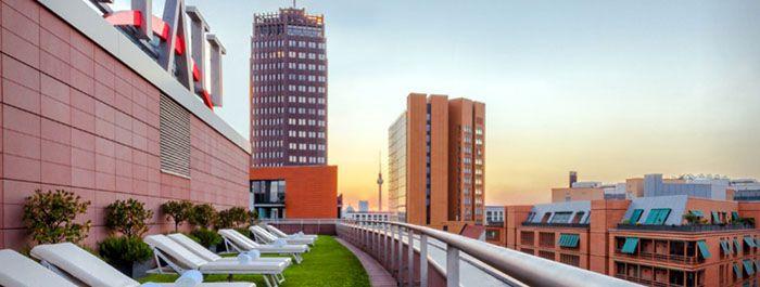 2 Tage Berlin im 5* Hyatt Hotel mit Frühstück & Spa ab 85€ p.P.