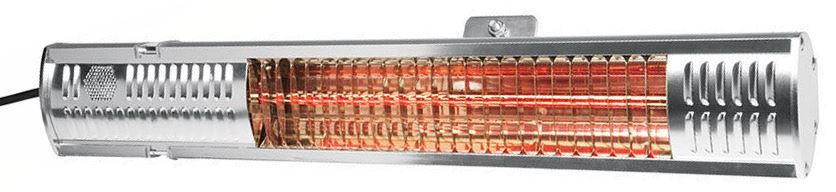 ELV IH2000R   2000W Infrarot Heizstrahler mit IR Fernbedienung für 79,95€ (statt 105€)