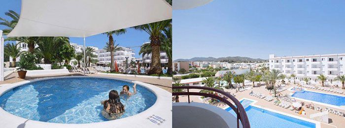Ibiza 1 Woche Ibiza im 3* Hotel + Zug + Flügen ab 178€ p.P.