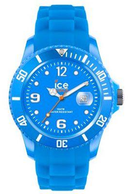 Ausverkauft! Ice Watch Ice Flashy Armbanduhr Blau für 35€ (statt 79€)