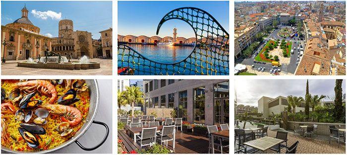 Flugreise nach Valencia + TOP 3* Hotel mit Frühstück ab 149€ p.P.