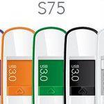 Lexar JumpDrive S75 – 64GB USB 3.0 Stick ab 14,99€