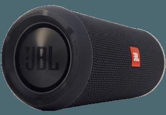 JBL FLIP 3 Black Edition Saturn Exklusiv Bluetooth Lautsprecher Ausgangsleistung 16 Watt Wasserfest Deep Black JBL Flip 3   portabler Spritzwasserfester Bluetooth Lautsprecher für 59€ (statt 85€)