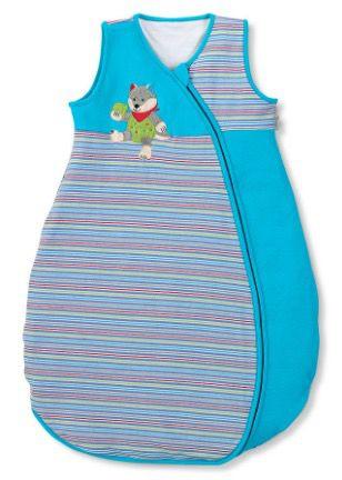 Jersey Schlafsack Sterntaler Jersey Baby Schlafsack für 23,49€ (statt 30€)