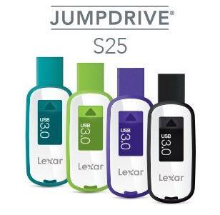 Lexar S25 JumpDrive   64 GB USB 3.0 Stick ab 17,90€