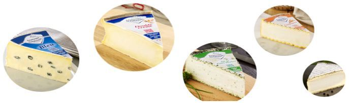 Gratis Käse: Fromager oder Pavé d'Affinois kostenlos testen dank Geld zurück Garantie
