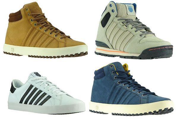 K Swiss Sneaker K Swiss Sneaker ab 9,99€ (statt 24€) uvm. im Outlet46 Ausverkauf