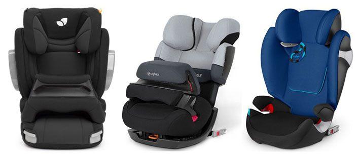 10% Rabatt auf Kindersitze beim Babymarkt   z.B. Cybex Pallas Fix Pure Black für 134,99€ (statt 162€)