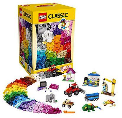 Kreativ Steinebox LEGO Classic   große Kreativ Steinebox für 51,79€ (statt 60€)