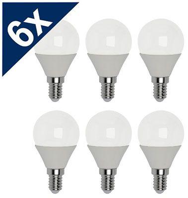 LED Leuchtmittel 6er Pack Medion Greenlife E14 LED Leuchtmittel für 9,95€ (statt 20€)