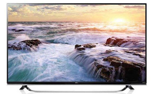 LG 49UF850V   49 Zoll 4K UHD Fernseher mit Triple Tuner für 749€ (statt 955€)