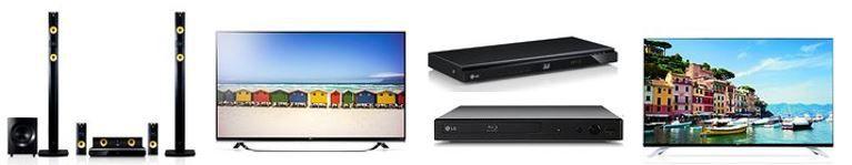 LG TVs, Blu rayer Player und Heimkinosysteme heute günstig als Amazon Tagesangebot