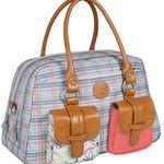 Lässig Metro Bag Vintage Wickeltasche für 44,99€ (statt 60€)