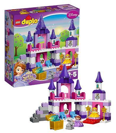 Lego Duplo   Sofia the First Königsschloss für 31,32€ (statt 40€)