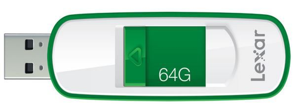 Lexar 64GB Lexar JumpDrive S75   64GB USB 3.0 Stick ab 12,90€