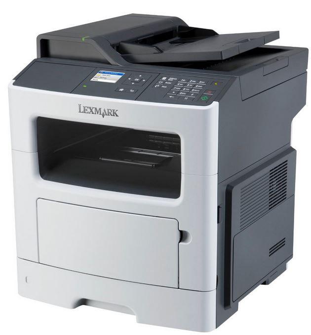 Lexmark MX310dn   Laser Multifunktionsdrucker für 128,90€ (statt 166€)
