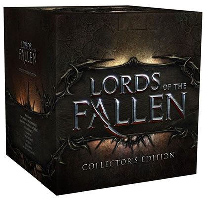 Lords of the Fallen Collectors Edition (PS4) für 44,95€ (statt 70€)