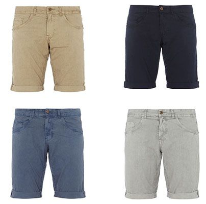 MCNEAL Sommershorts in Washed Out Optik für je 16,99€ (statt 24€)