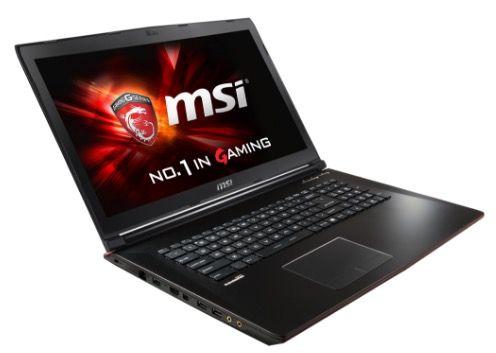 MSI GP72 Leopard Gaming Notebook für 666€ (statt 730€)