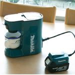 Makita DCM500Z – Akku 18 V Kaffeemaschine für 24,99€,