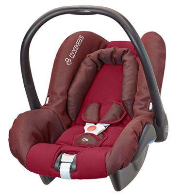 Schnell! Maxi Cosi Citi SPS Babyschale (bis 13 kg) für 76,90€ (statt 89€)