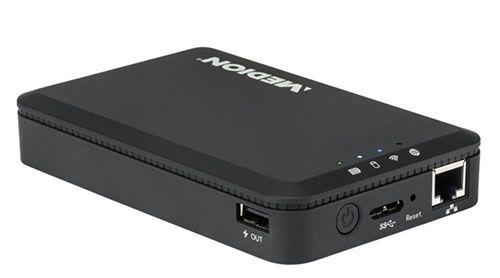 Medion Life S88044 WLAN Festplatte 2 TB für 99,99€ (statt 114€)