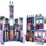 Monster High Mega Monsterschule für 100€ (statt 120€)