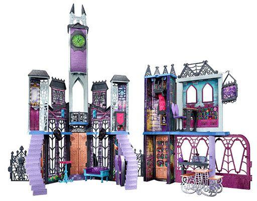 Mega Monsterschule Monster High Mega Monsterschule für 100€ (statt 120€)