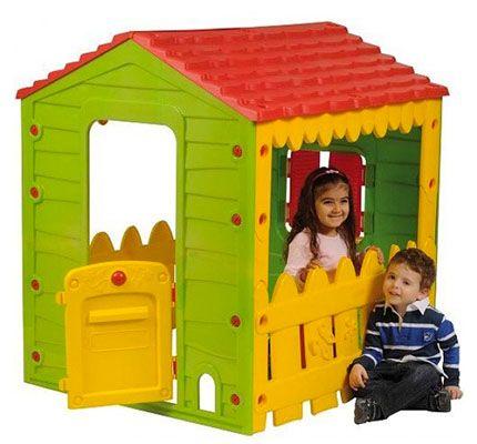 Mein Farmhaus Mein Farmhaus Spielhaus für 79,99€ (statt 98€)