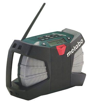 Metabo PowerMaxx RC Akku Baustellenradio für 39,98€ (statt 54€)