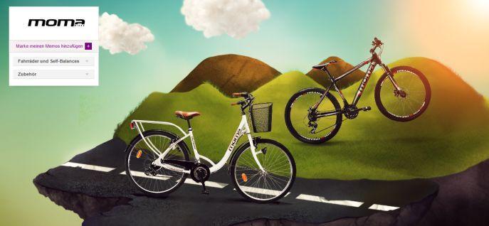 Moma Sale Bis zu 60% Rabatt auf Moma Bikes bei Vente Privee