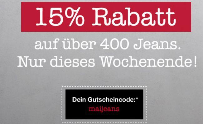 Mustang Herren Sale mit bis zu 60% Rabatt + 15% Gutschein