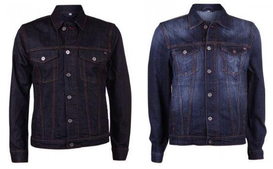 Mustang Herren Jeansjacken für je 33,85€(statt 85€)