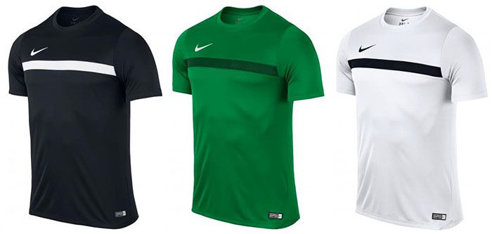 Nike Academy 16 Herren Trainingsshirt für 15,98€   ab 29€ nur je 12,99€!