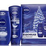 Nivea Geschenkset In-Dusch Milk und Creme Care für 3,33€ (statt 6€) – Plus Produkt!