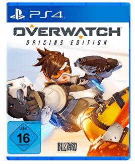 Overwatch Playstation 4 CUH 1216A 500GB + Game OVERWATCH für 329€