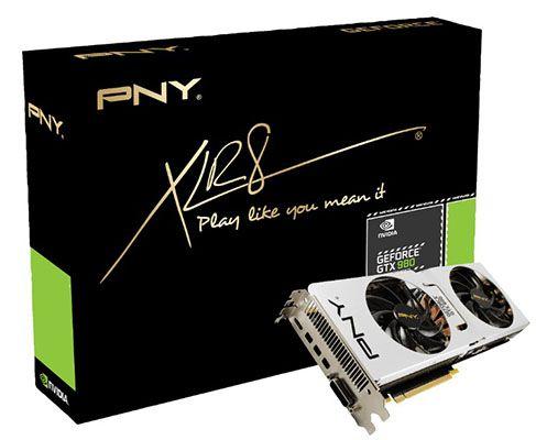 PNY GeForce GTX 980 4GB Grafikkarte ab 349€ (statt 379€)