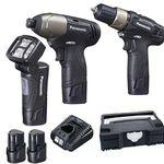 Panasonic EYC 301 LA (Akku Bohr- & Schlagschrauber) für 124€ (statt 170€)