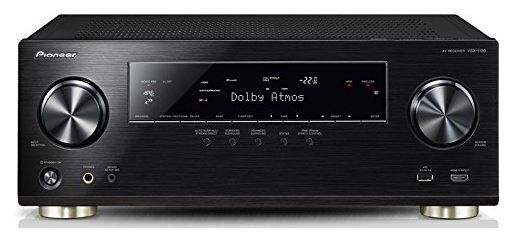 Pioneer VSX 1130 K Pioneer VSX 1130 K 7.2 Netzwerk Mehrkanal Receiver für 349€ (statt 430€)
