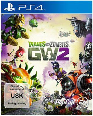 Plants vs Zombies Plants vs Zombies: Garden Warfare 2 (PS4) für 28,49€ (statt 49€)