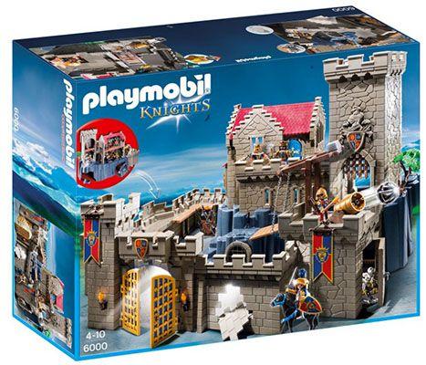 Playmobil Knights Playmobil Knights Königsburg der Löwenritter für 98,99€ (statt 113€)