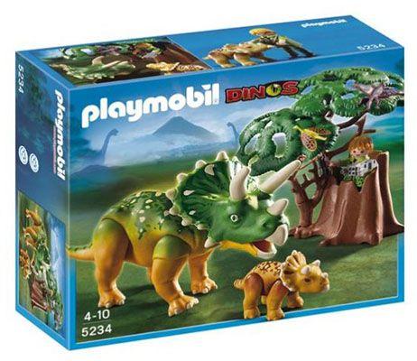 Playmobil Triceratops mit Baby ab 14,99€ (statt 27€)