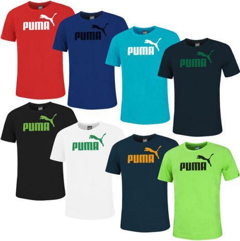 PUMA 831854   Herren T Shirt in verschiedenen Modellen für je 12,95€