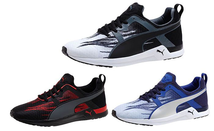 Puma Pulse XT Fade Puma Pulse XT Fade Herren Fitness  und Sportschuh für 34,95€ (statt 42€)