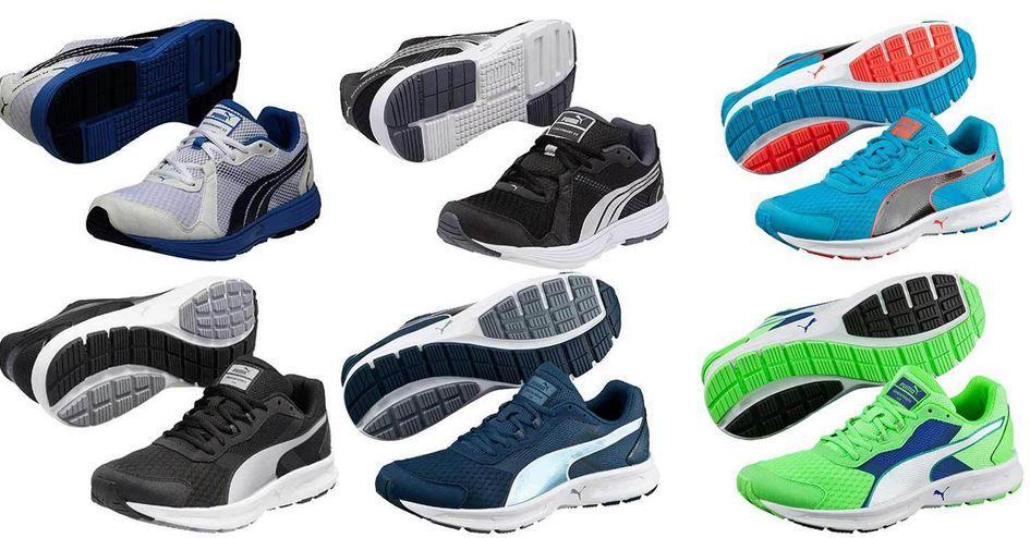Puma Descendant Fass   Damen und Herren Sneaker und Trainigsschuhe je Paar 29,99€