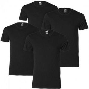 Puma Basic   4er Pack Herren T Shirts für 28,99€ (statt 35€)